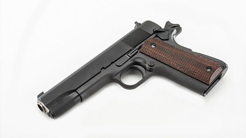Introduction to the Springfield Armory 1911 Defender Series Pistol #618