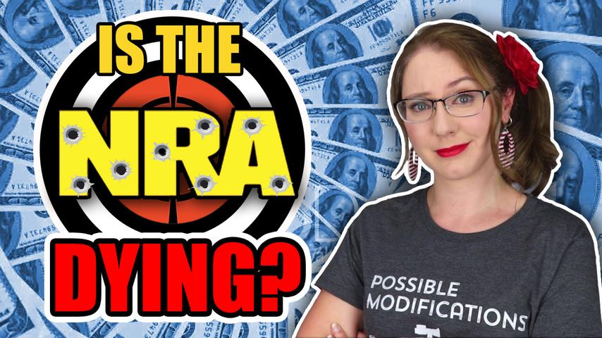Is the NRA Dying? | Financial & Legal Crisis