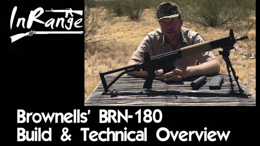 Brownells' BRN-180 Technical Overview