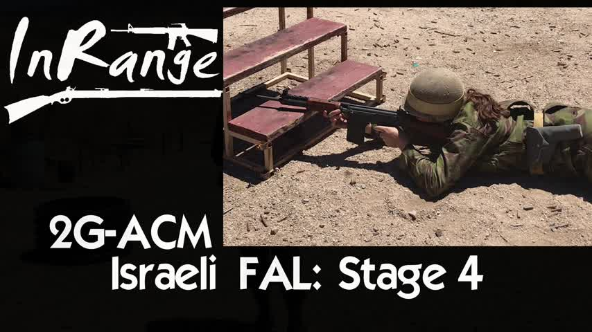 2g-ACM: Israeli Light Barrel FAL - שלב 4 ומסקנות