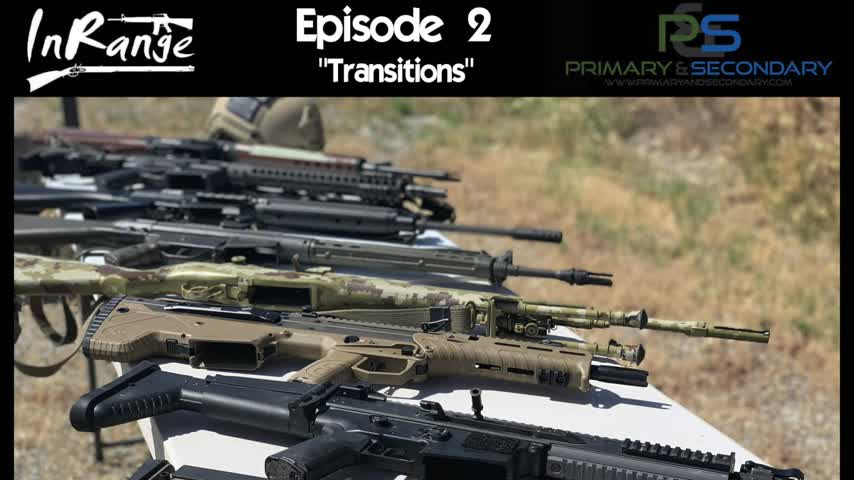 "Battle Rifle Time Trials - Episode 2 - ""Transitions"""