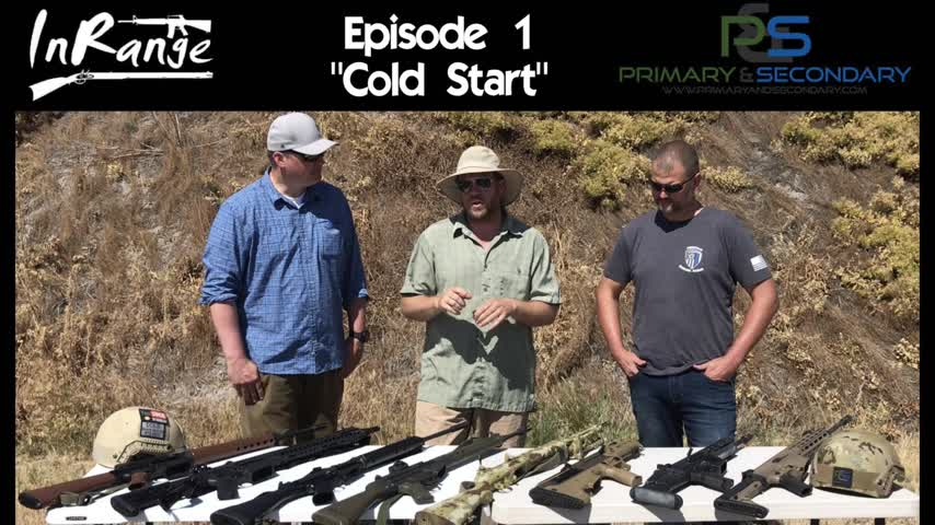 "Battle Rifle Time Trials - Episode 1 - ""Cold Start"""