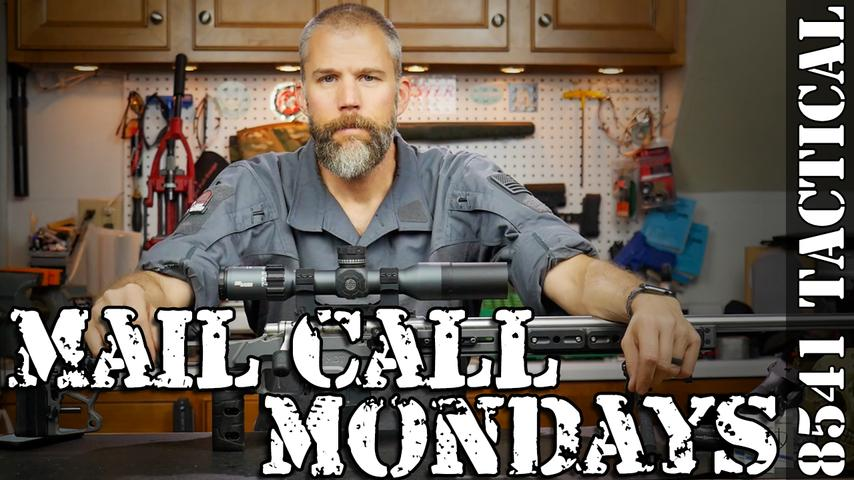Mail Call Mondays Season 8 #26 - QD Scope Mounts and Swapping Scopes