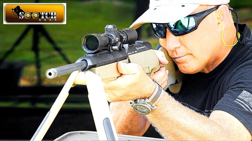 Steyr Scout .308 Rifle Review