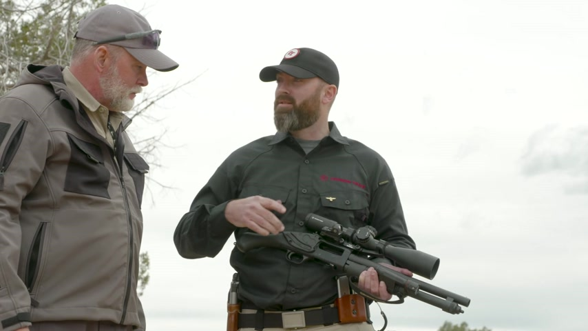 Crimson Trace®: Ultimate Weapon System