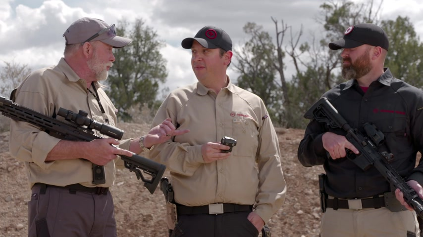 Crimson Trace®: Electronic Sights for ARs