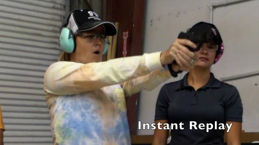 1st Reactions w/New Female Shooters!!  Sportsman's Guide Tour Stop #2