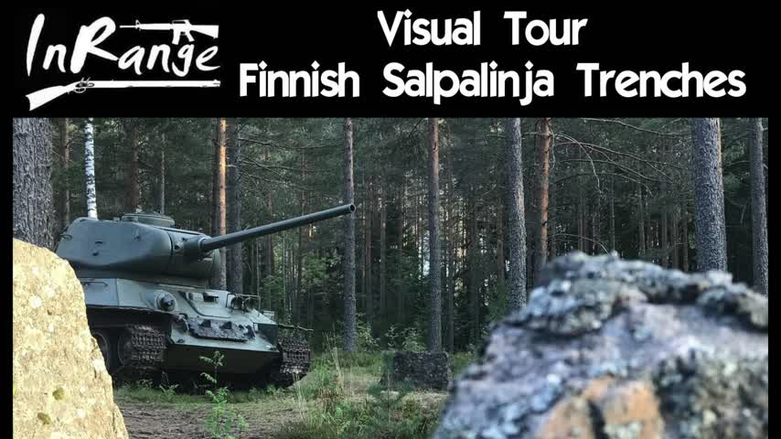 Sites of Conflict: Finnish Salpa Trench Line Fortifications