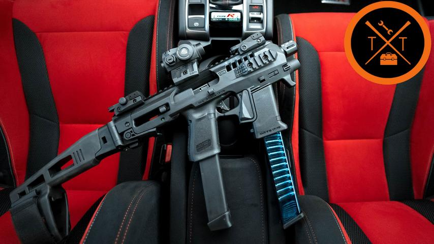 ULTIMATE Glock Carbine...What You Need To Know (Links & CODES)