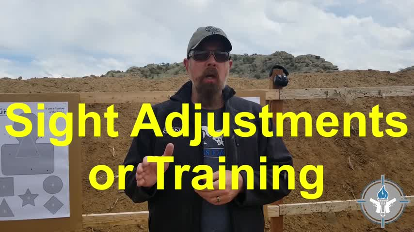 Sight Adjustment or Training? | Pimphand Pointer #2