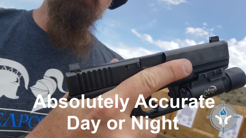 Work by Fives with Accur8™ Sights | Pimphand Pointer #4