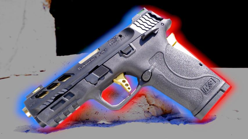 S&W M&P Shield 380 EZ PC - Is There A Better .380?
