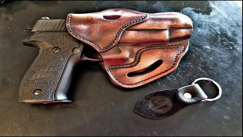 Unboxing a 1791 gunleather holster