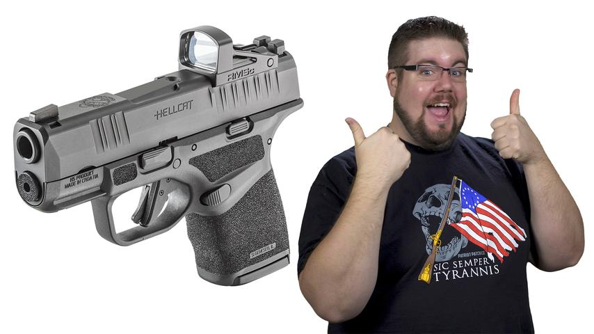 Is The Springfield Hellcat Enough? - TGC News!