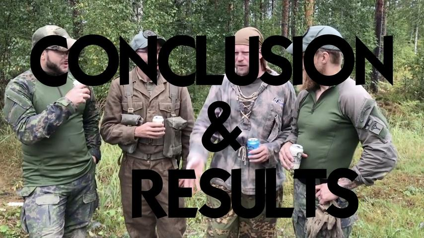 Conclusion & Results | Finnish Brutality 2019