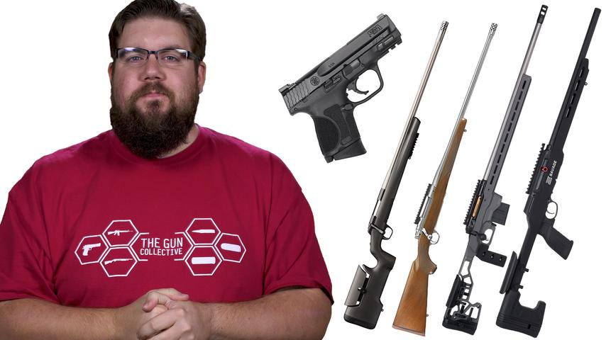 DRENCHED IN NEW GUNS! - TGC News