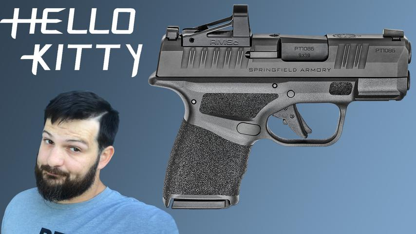 Springfield Armory Hellcat...or Not?