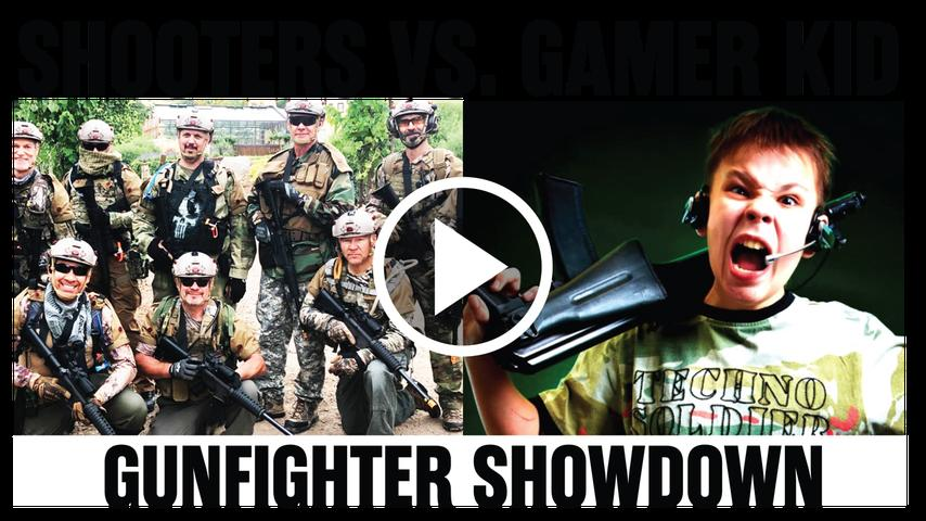 RM1 Raid Challenge – Gamer vs Operators