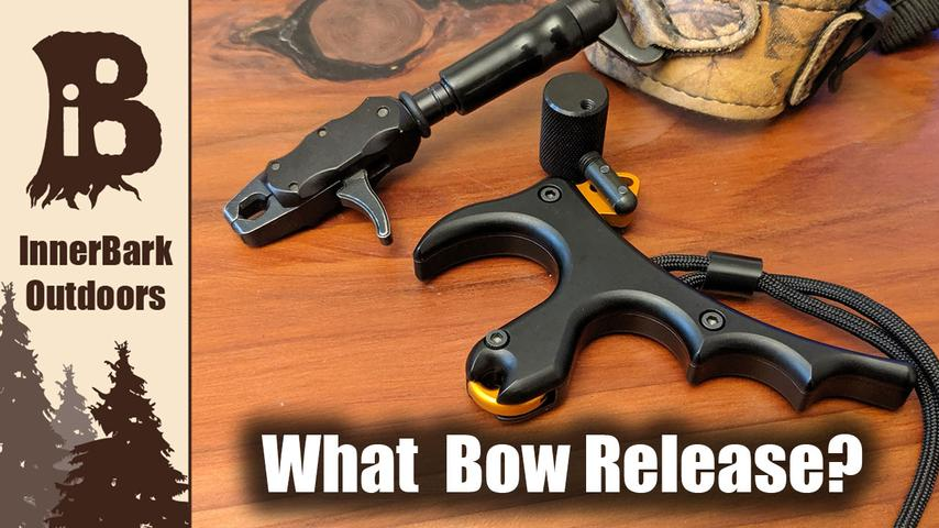 Handheld vs. Wrist Mounted Bow Release