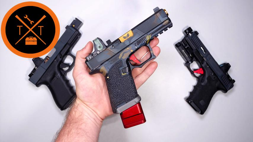 M&p 9mm 2 0 CORE!! // // Better Than Glock 19 MOS? - Full30