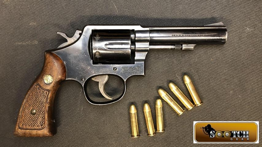 Smith & Wesson Model 10 Revolver Police Trade-In Review