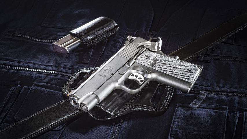 Introduction to the Springfield Armory RO Elite Compact 9mm #590