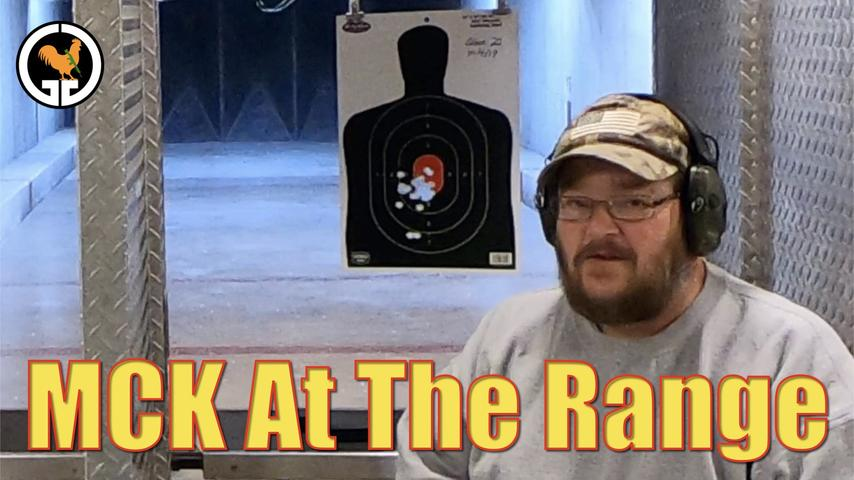 MCK At The Range