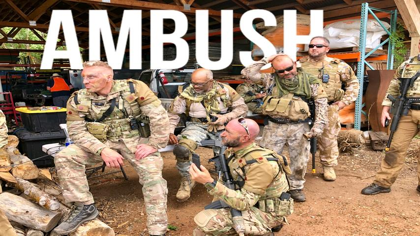 Ambush - You WILL Shoot Your Friends