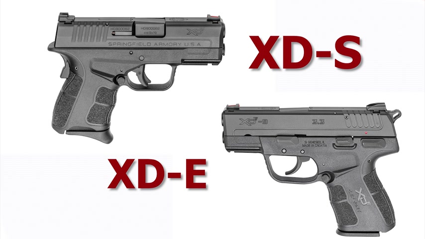 How to Field Strip and Clean the Springfield Armory XDe and XDs Pistols