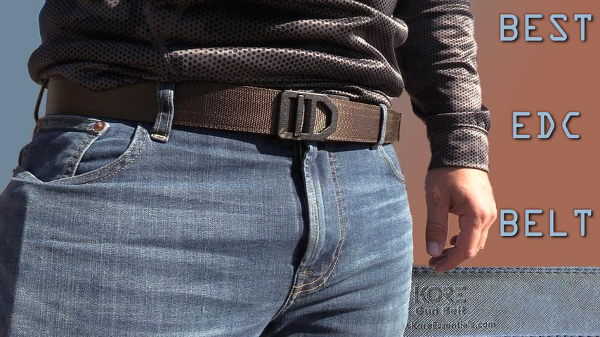 The Best Belt for Concealed Carry Just Got Better