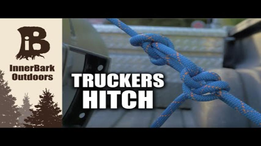How to Tie Truckers Hitch | Perfect Knot for Hauling and Securing Loads