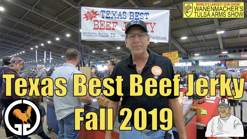 Texas Best Beef Jerky - Fall 2019