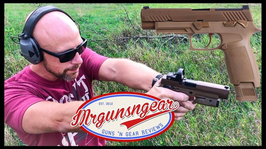 Sig Sauer M17: Did The Army Get It Wrong?