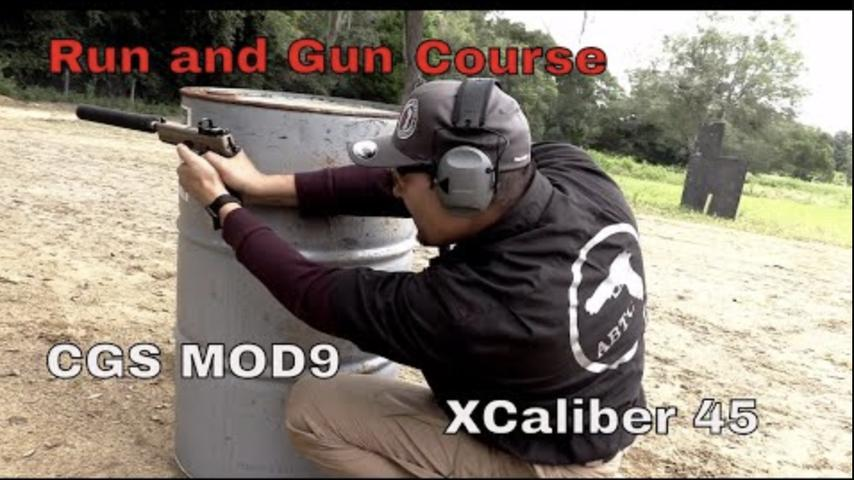 Run and Gun Course Training