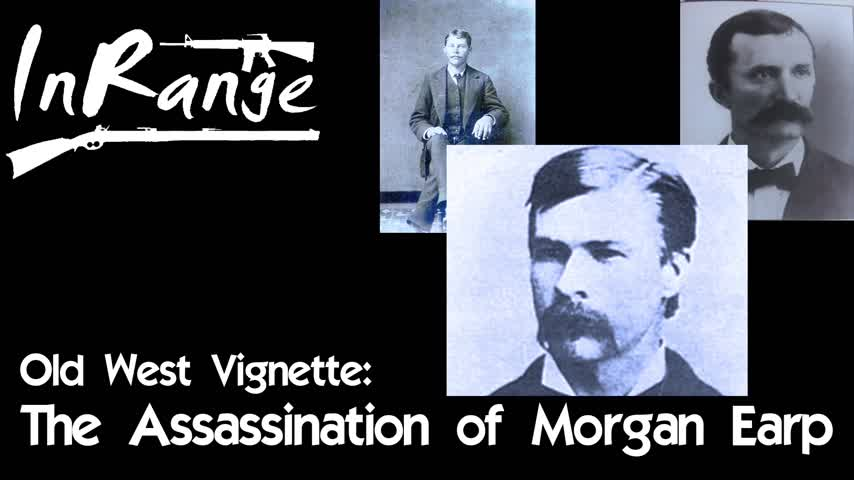 Old West Vignette: The Assassination of Morgan Earp