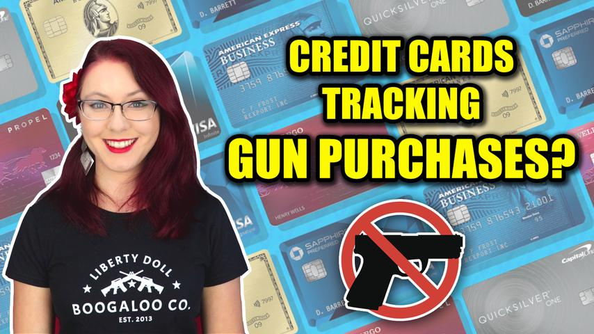 New Bill Wants Banks, Credit Cards to Track Gun Purchases