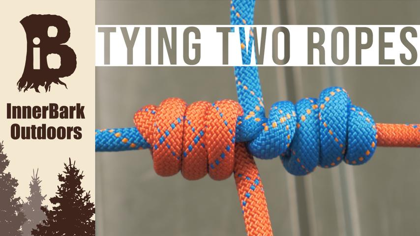 5 Ways To Tie 2 Ropes Together