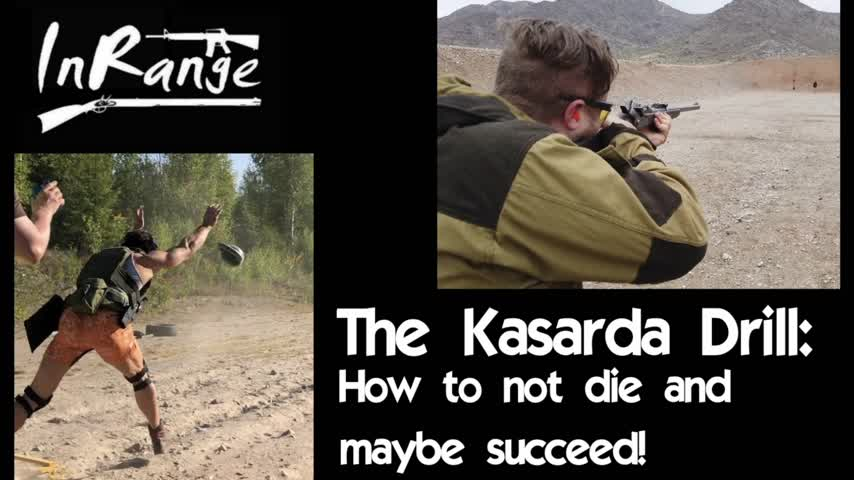 The Kasarda Drill:  How to not die.
