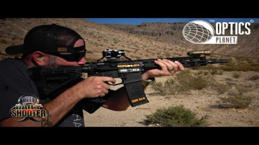 Optics Planet Project 300 Blackout AR Pistol