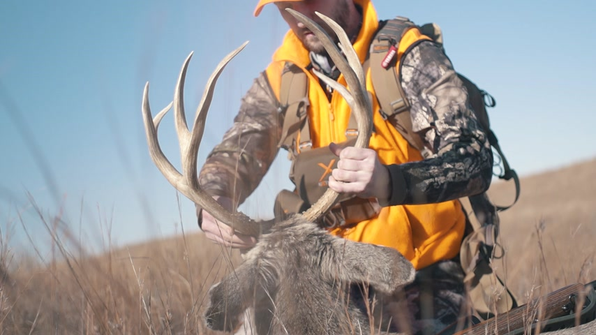 Hunting Whitetail & Muley Bucks In The Remote Sandhills | THE HUNGER