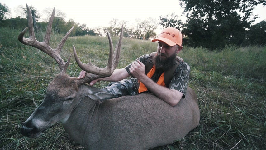 Early Muzzleloader & Crossbow Whitetail Hunt | THE HUNGER