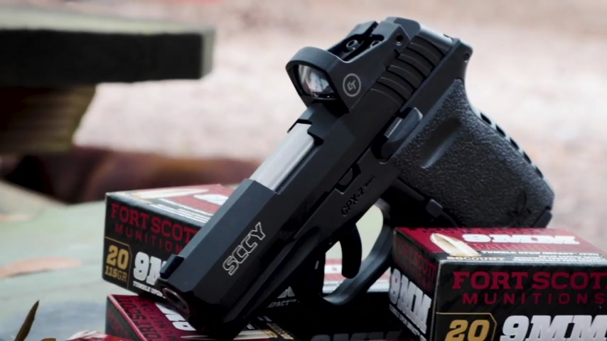 CPX TWO RED DOT Budget EDC Under $350!