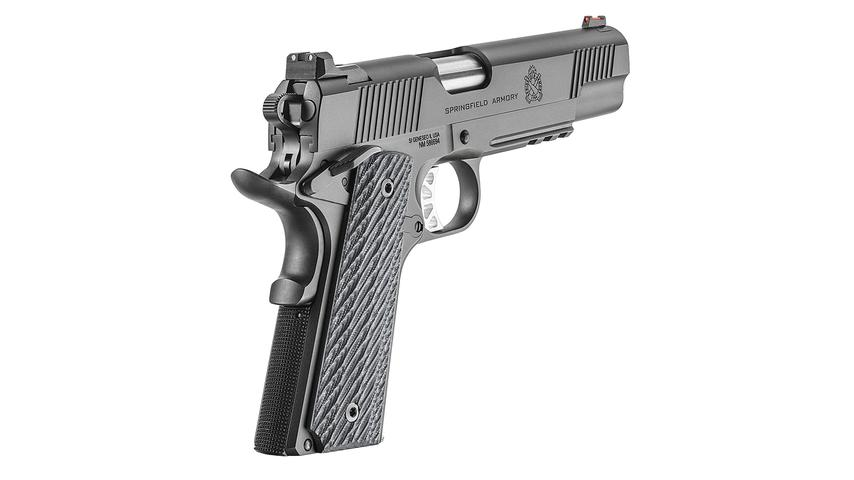 Why I changed the Grips on my Springfield Armory 10mm RO 1911 Pistol