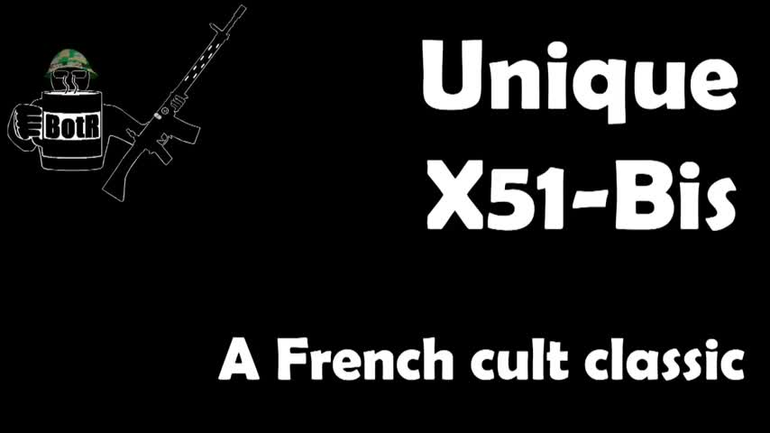 X51Bis: a French .22 carbine of special significance to The Chap