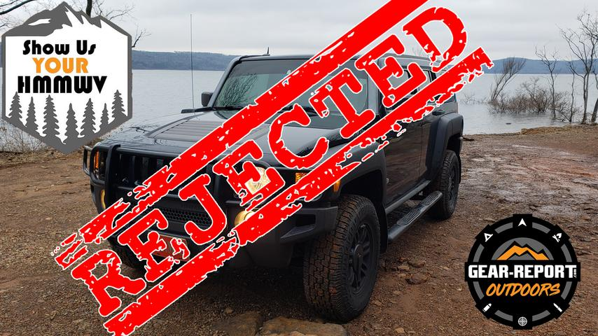 Gear Report Rejected Us:  Show Us Your Hmmwv:  Ghost Tactical Edition