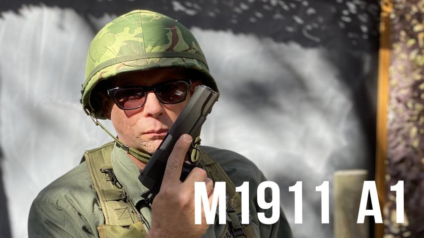 M1911A1 – Saigon Report Ep 01