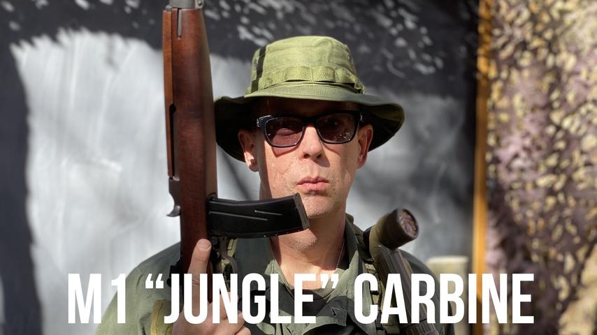 "M1 ""Jungle"" Carbine – Saigon Report Ep 02"