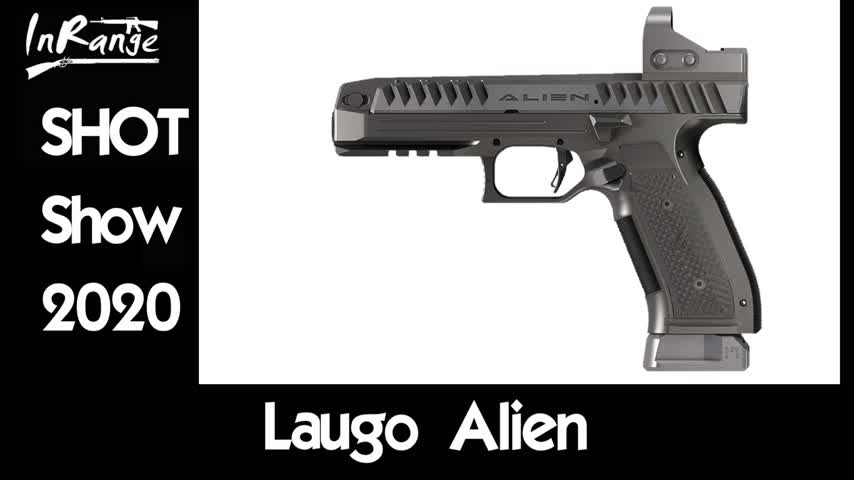 Laugo Alien - SHOTShow2020