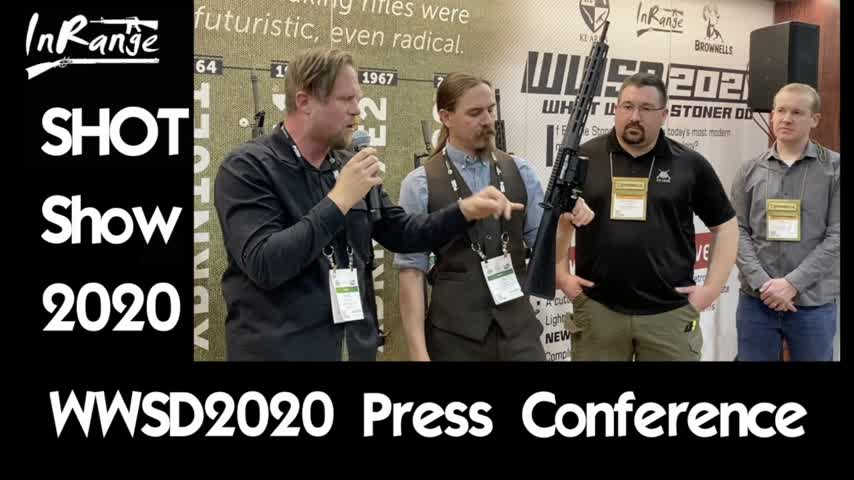 WWSD2020 Press Release - SHOTShow2020