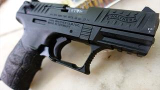 """New and Improved"" Walther P22!"